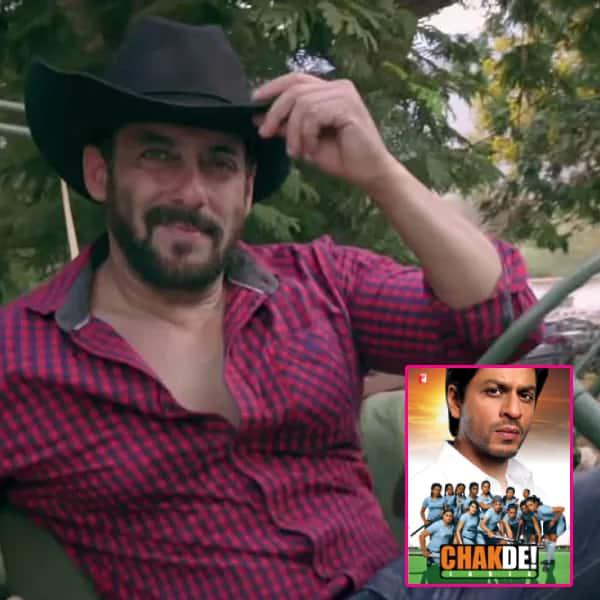 Salman Khan rejected Chak De! India
