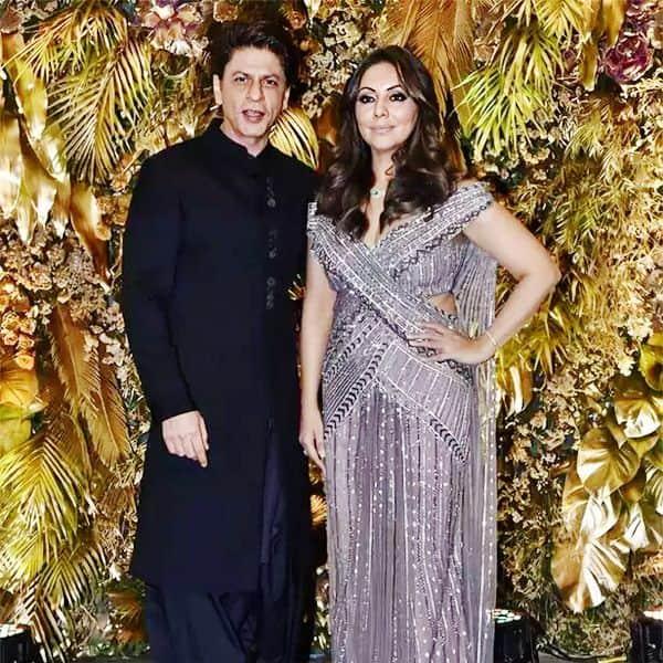 Gauri Khan-Shah Rukh Khan