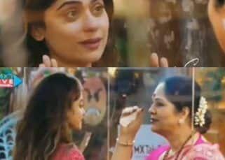 Bigg Boss OTT: मां को देखते ही इमोशनल हुईं Shamita Shetty, धीरे से पूछा, 'जीजू आ गए बाहर?'