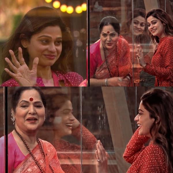 बिग बॉस ओटीटी में सुनंदा शेट्टी ने यूं टाला राज कुंद्रा पर बेटी शमिता का सवाल