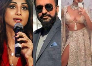 Trending Entertainment News Today: Shilpa Shetty loses her cool over questions about husband Raj Kundra, Nora Fatehi gets trolled for cleavage-revealing outfit and more