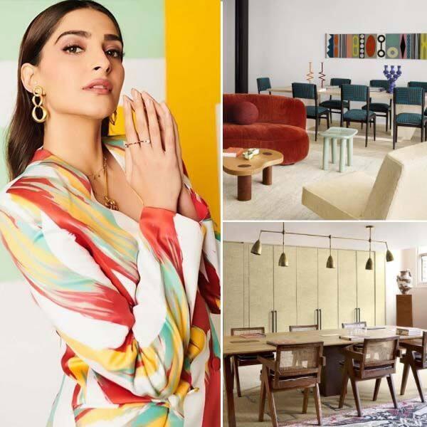 सोनम कपूर (Sonam Kapoor) ने दिखाई अपने घर की झलक