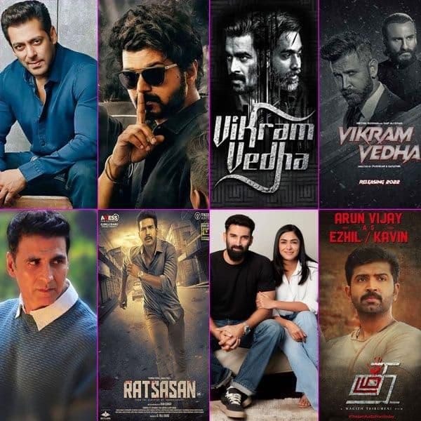 क्या साउथ फिल्मों के हिंदी रीमेक पर ही टिका है बॉलीवुड का फ्यूचर?