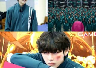 BTS' vocalist V aka Kim Taehyung in Squid Game? ARMY's imagination runs wild as they visualise him in the edgy series