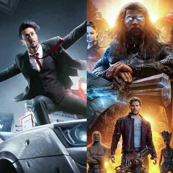 हीरोपंती 2 और थॉर लव एंड थंडर (Heropanti 2 - Thor Love And Thunder)