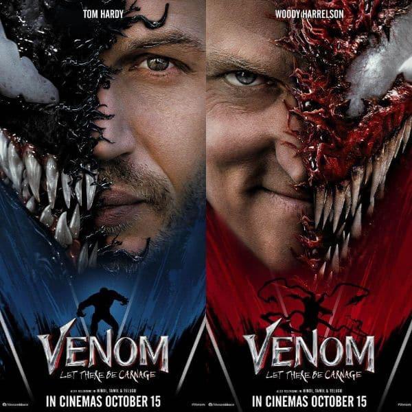 Venom 2 comes knocking