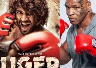 Liger: It's official! Boxing legend Mike Tyson joins the cast of Vijay Deverakonda's pan-India action film