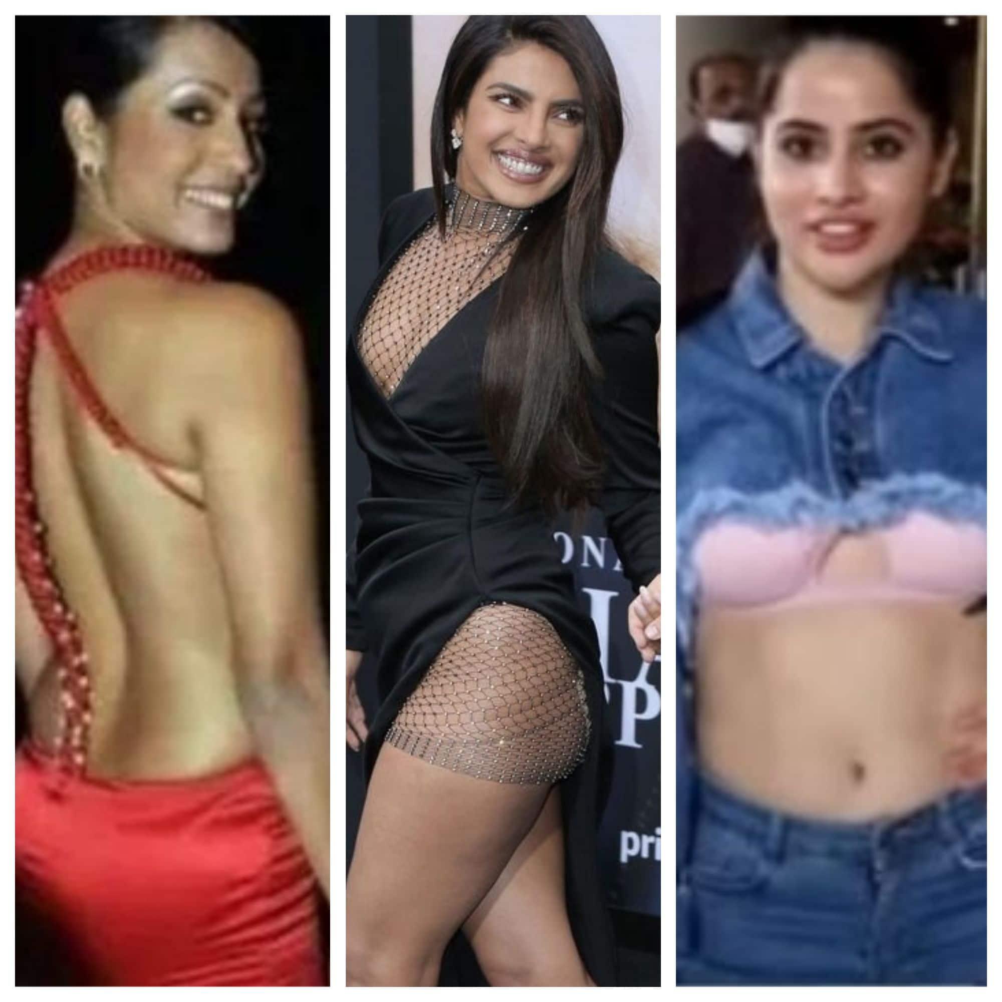 इवेंट पर अजीब ड्रेस पहनकर पहुंचीं Bollywood की ये 10 हीरोइनें