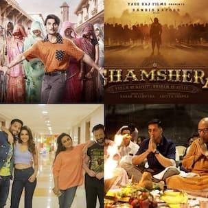 Prithviraj, Jayeshbhai Jordaar, Shamshera, Bunty Aur Babli 2 – YRF announces the release dates of four of its upcoming biggies