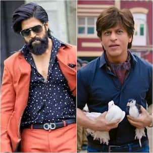 When Rocking Star Yash's reply on KGF beating Shah Rukh Khan's Zero at the box office won hearts
