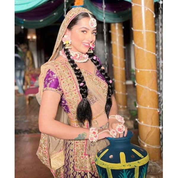 समर के लिए राधा बनेगी नंदिनी (Angha Bhoshale)