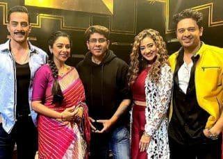 Anupamaa: Rupali Ganguly, Gaurav Khanna, Sudhanshu Pandey, Madalsa Sharma's BTS pictures promise an interesting twist ahead