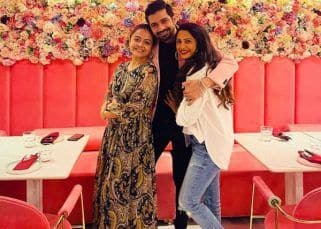 Saath Nibhaana Saathiya's Devoleena Bhattacharjee, Rucha Hasabnis and Vishal Singh aka Gopi-Rashi and Jigar have a rocking reunion – view pics