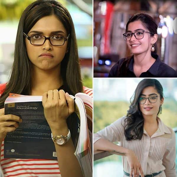 आई ग्लासेज के मामले में दीपिका पादुकोण (Deepika Padukone) को टक्कर देती हैं रश्मिका मंदाना (Rashmika Mandanna)