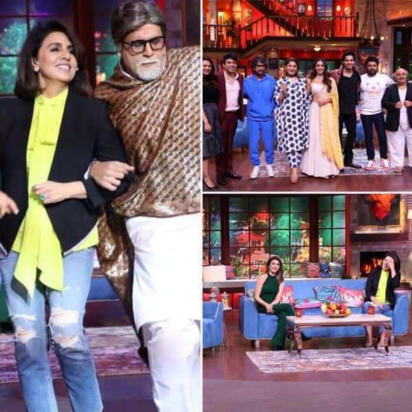 द कपिल शर्मा शो (The Kapil Sharma Show) में नजर आएंगे ये सितारे