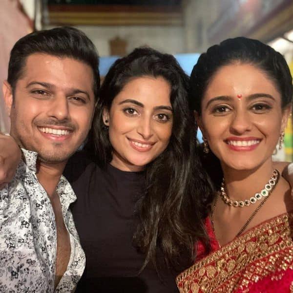 Virat, Pakhi and Sayi