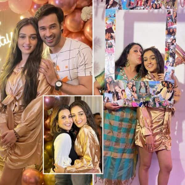 सुसुराल सिमर का 2 (Sasural Simar Ka 2) की तान्या शर्मा (Tanya Sharma) ने मनाया अपना जन्मदिन