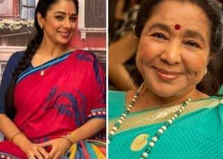 Rupali Ganguly के शो Anupamaa का एक भी एपिसोड मिस करना पसंद नहीं करतीं Asha Bhosle, मेकर्स से की ये गुजारिश