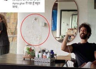 Hrithik Roshan के घर में भी लगी सीलन, लोगों ने किया ट्रोल तो एक्टर ने धांसू जवाब से की बोलती बंद
