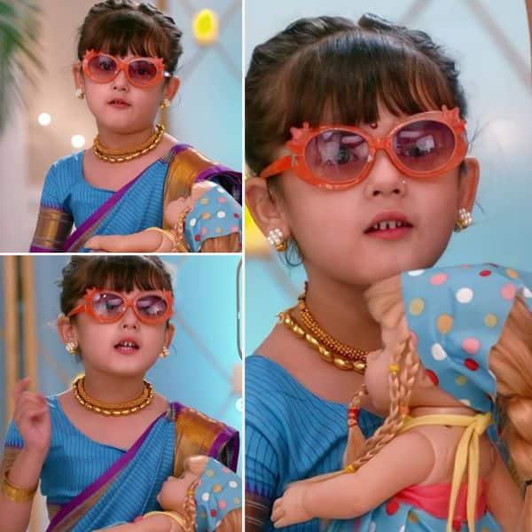 अपनी डॉल से खेलती नजर आई प्रीता की बेटी पीहू (Swarna Pandey)
