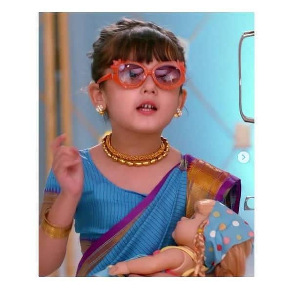 पीहू (Swarna Pandey) की हमशक्ल है उसकी डॉल
