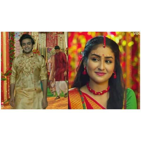 बोंदिता (Anchal Sahu) के लिए शादी का जोड़ा लाएगा अनिरुद्ध (Pravisht Mishra)