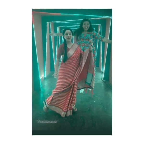 देसी अवतार में दिखीं रुपाली गांगुली (Rupali Ganguly)