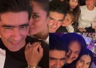 Kareena Kapoor Khan की पार्टी में शरीक हुए करण-मनीष, देखें इनसाइड फोटोज