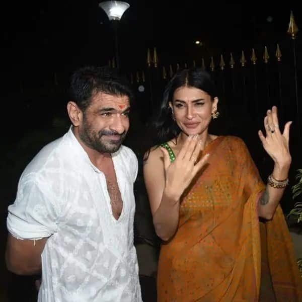 एजाज खान और पवित्रा पुनिया (Eijaz Khan and Pavitra Punia)