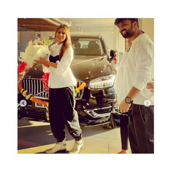 घर के साथ साथ निया शर्मा (Nia Sharma) ने खरीदी नई कार