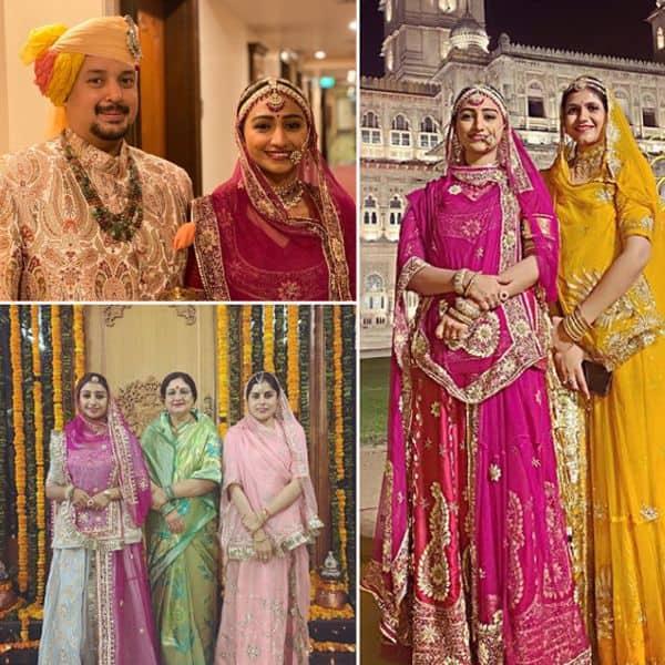 हर त्योहार पर राजपूताना लिबास पहनती हैं मोहिना कुमारी सिंह (Mohena Kumari Singh)