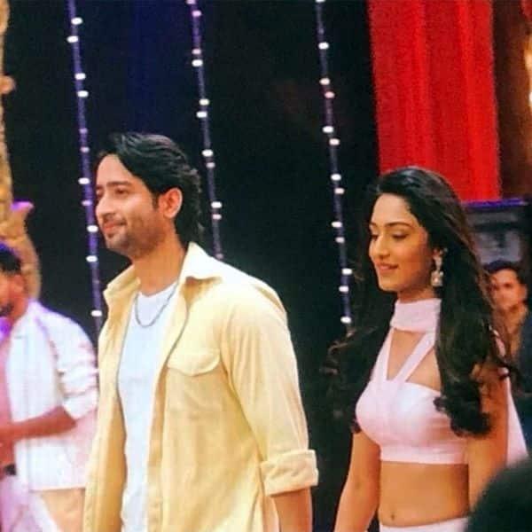 Dev and Sonakshi as Rahul and Pooja