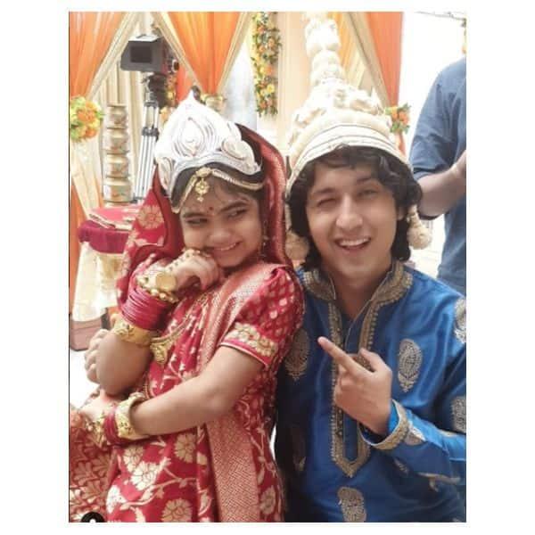 लाबोनी के मंडप में शादी करेंगे अनिरुद्ध (Pravisht Mishra) और  बोंदिता (Anchal Sahu)