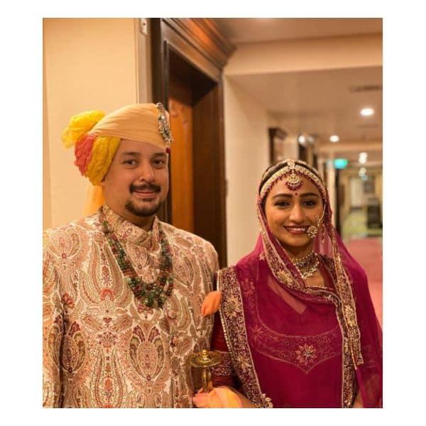 मोहिना कुमारी सिंह (Mohena Kumari Singh) ने हाल ही में मनाई है तीज