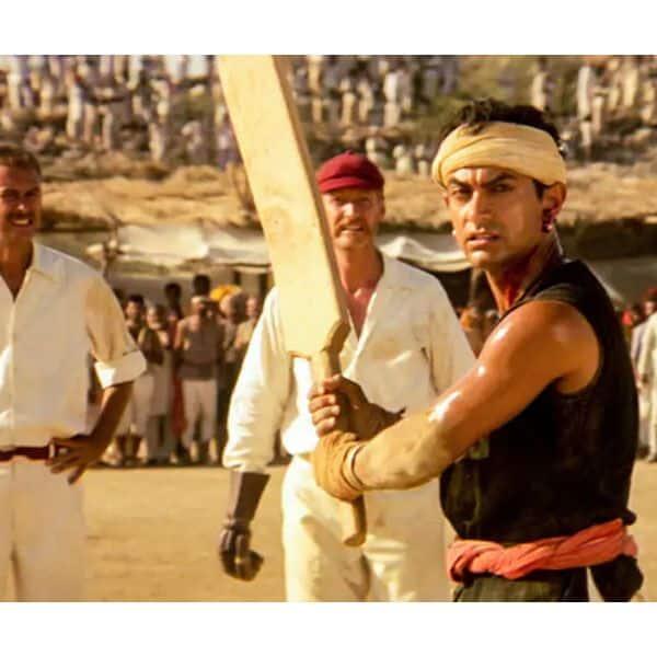 Aamir Khan's bat in Lagaan