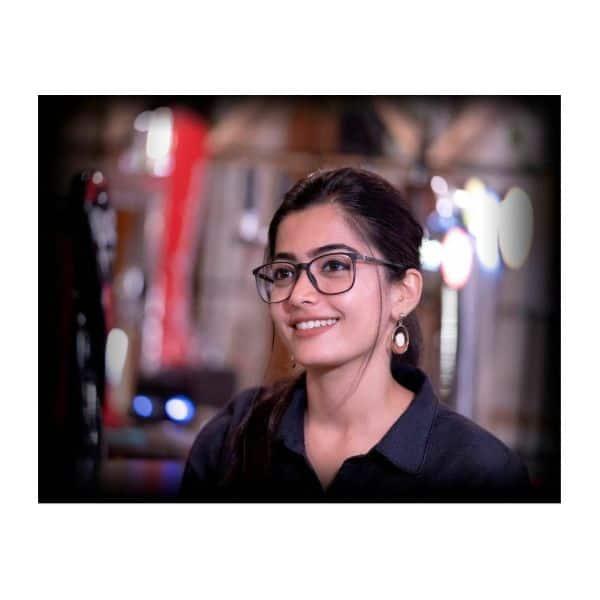 रश्मिका मंदाना (Rashmika Mandanna) के पास है शानदार आई ग्लासेज कलेक्शन