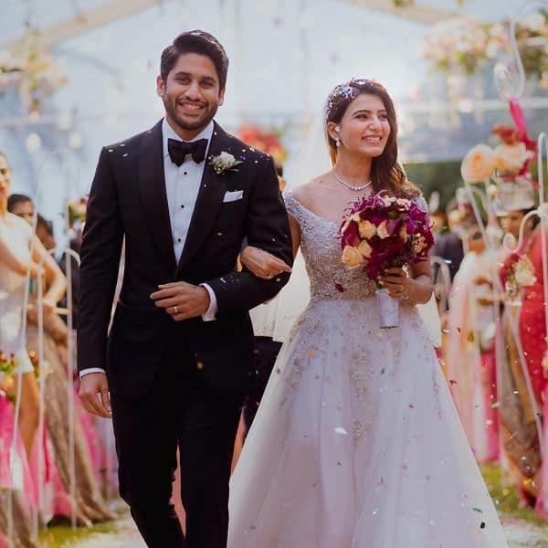 Samantha Prabhu and Naga Chaitanya - Goa