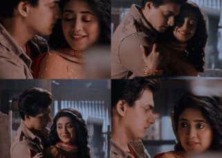 Yeh Rishta Kya Kehlata Hai: Mohsin Khan-Shivangi Joshi aka Kairat's romantic scenes are epitome of love