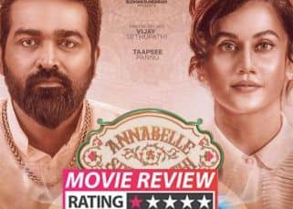 Annabelle Sethupathi Movie Review: Vijay Sethupathi, Taapsee Pannu's film is a HUGE MESS that lacks horror or comedy