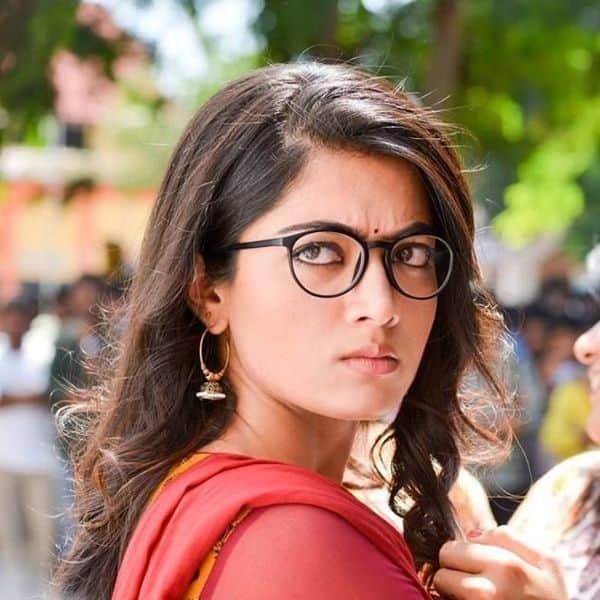 फिल्मों में भी आई ग्लासेज लगा चुकी हैं रश्मिका मंदाना (Rashmika Mandanna)