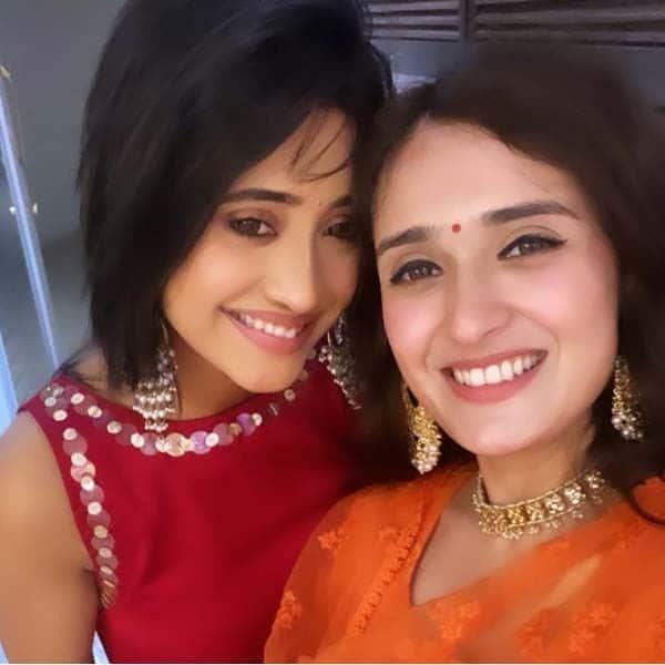 पंखुरी अवस्थी के साथ नजर आईं शिवांगी जोशी (Shivangi Joshi)