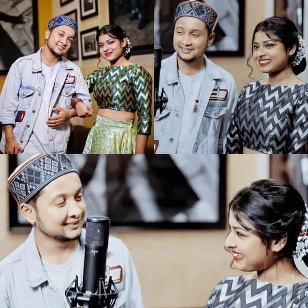 Pawandeep and Arunita's duet