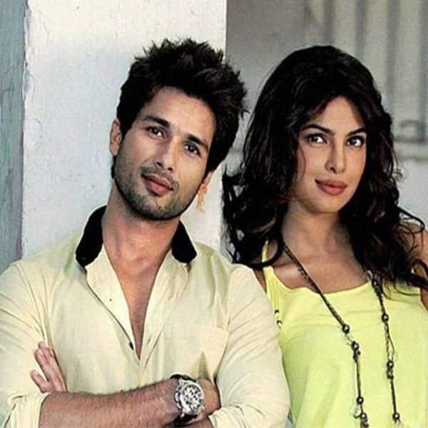 एक कमरे में मिले थे Shahid Kapoor और Priyanka Chopra
