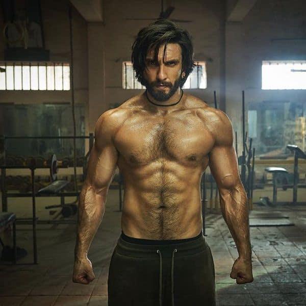 Ranveer Singh's herculean avatar