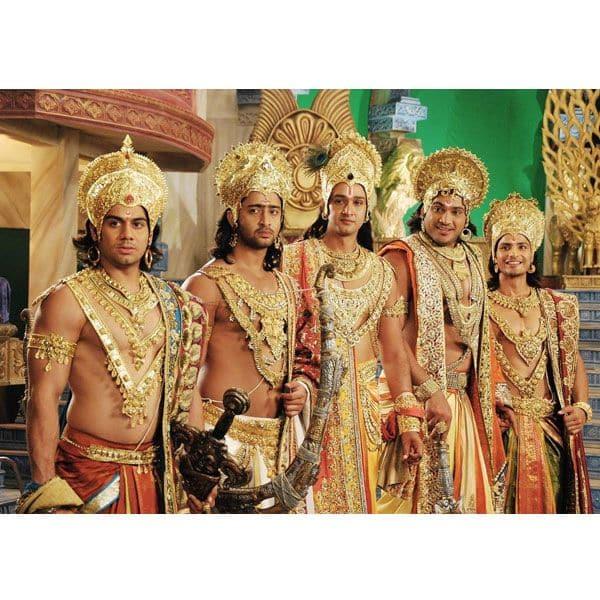 8 years of Mahabharat