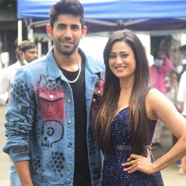 Varun Sood and Shweta Tiwari