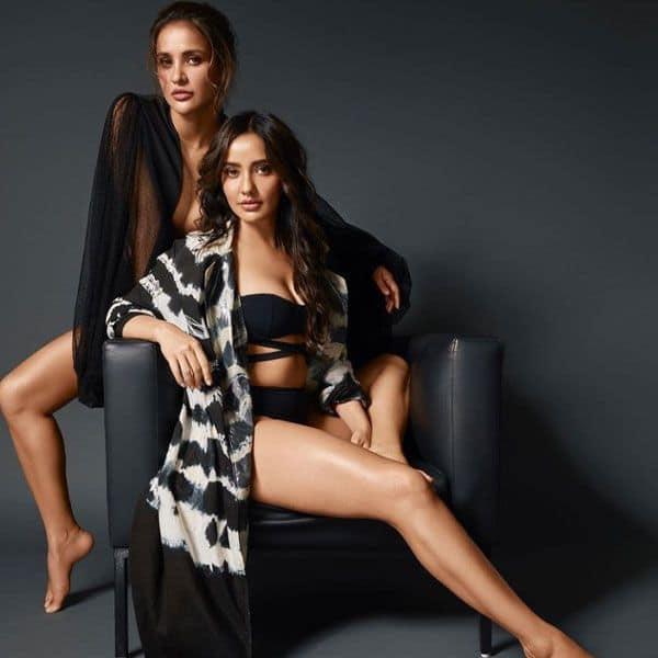 Hotties Neha and Aisha