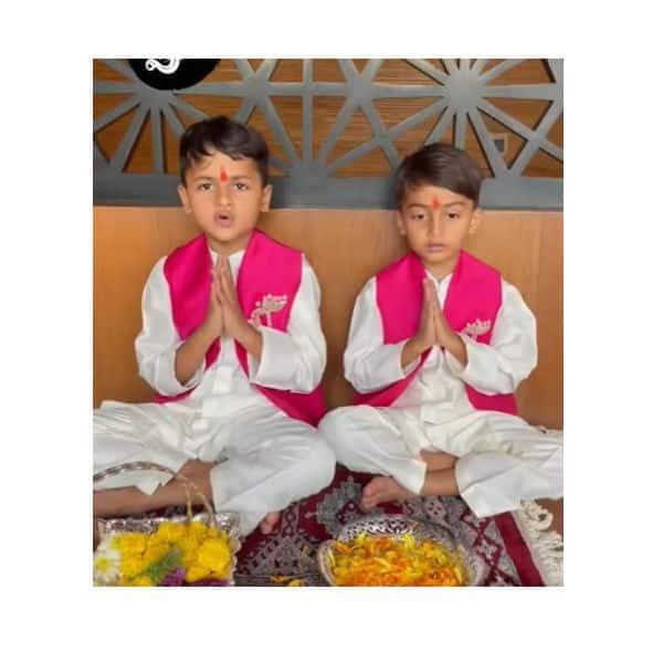 रिहान और रिहाल (Riaan and Rahyl Deshmukh)