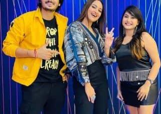 Pankaj Joshi PJ and Divya Upadhyay shoots a new song featuring Sonakshi Sinha