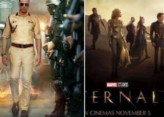 Sooryavanshi Vs Eternals Box Office Clash:  मार्वेल की फिल्म से होगी Akshay Kumar की भिड़ंत, कंफर्म हुआ क्लैश